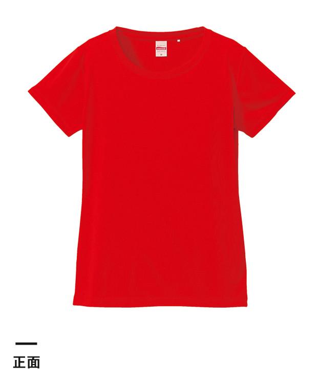 4.7オンス ドライシルキータッチXラインTシャツ(ローブリード)(5088-04)正面