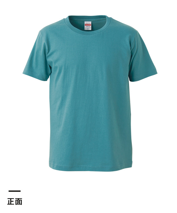 5.0オンス レギュラーフィットTシャツ(5401-01-02)正面
