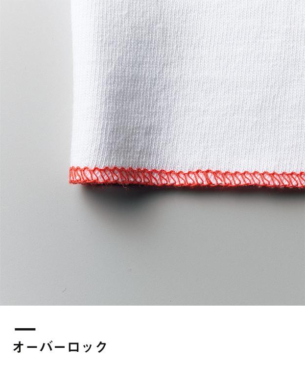 5.0オンス レギュラーフィットTシャツ(5401-01-02)オーバーロック