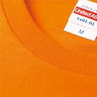 5.0オンス レギュラーフィットTシャツ(5401-01-02)襟