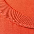 5.0オンス レギュラーフィットTシャツ(5401-01-02)襟リブ裏縫い