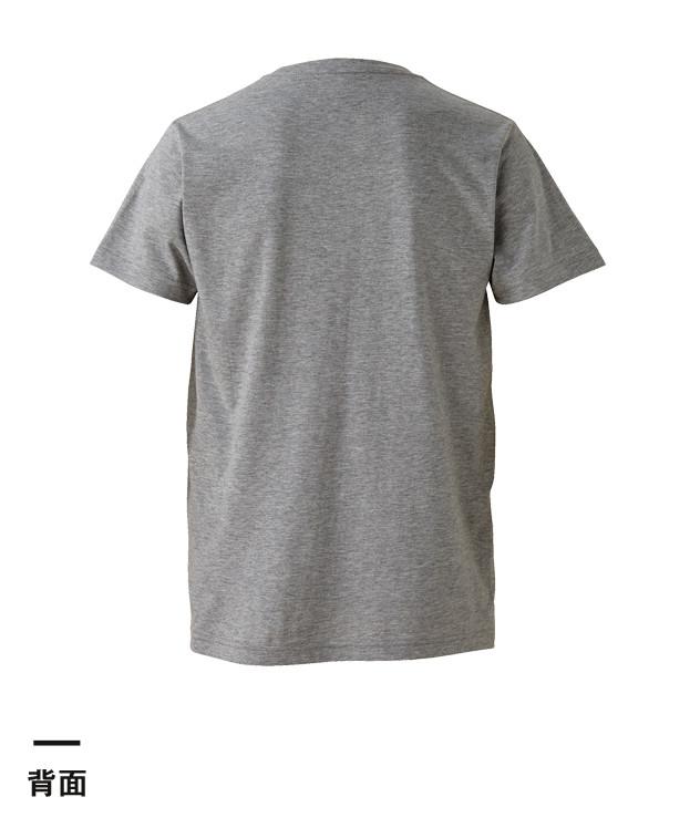 4.7オンス ファインジャージーTシャツ(5745-01)背面
