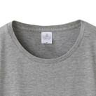 4.7オンス ファインジャージーTシャツ(ガールズ)(5745-04)襟