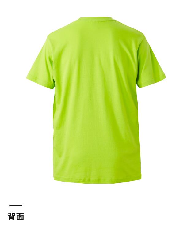 4.0オンス プロモーションTシャツ(5806-01)背面