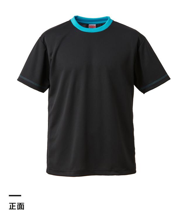 4.1オンスドライアスレチックTシャツ(5900-01-02-03)正面