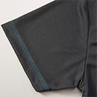 4.1オンスドライアスレチックTシャツ(5900-01-02-03)袖口