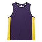 4.1オンス ドライバスケットボールシャツ(5925-01)正面