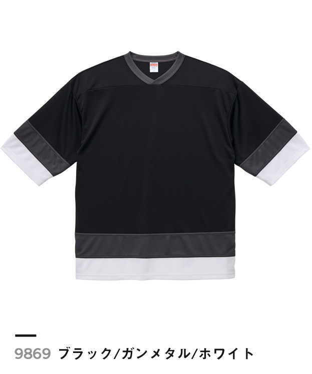 ブラック/ガンメタル/ホワイト