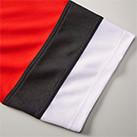 4.1オンス ドライホッケーTシャツ(5935-01)袖口