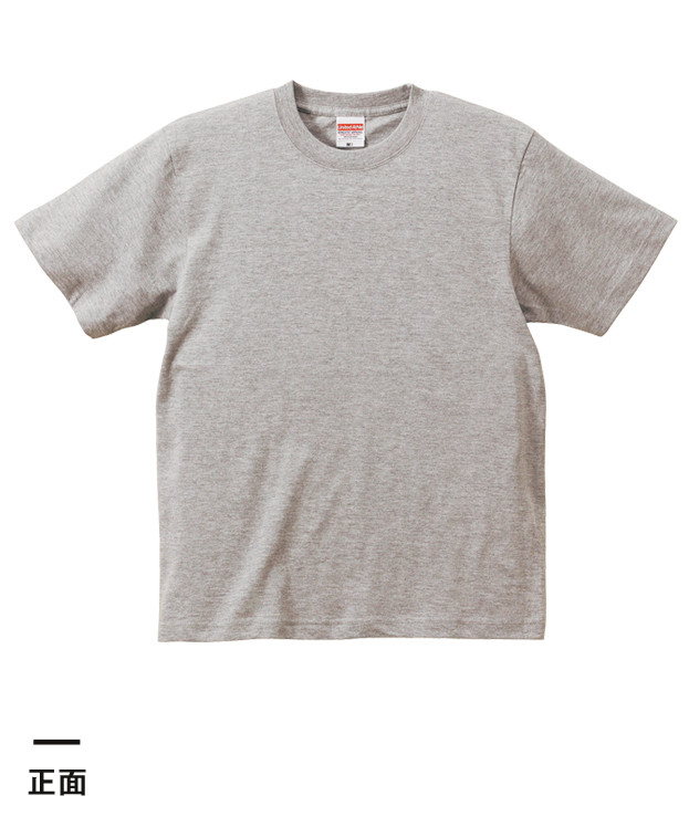 6.2オンス プレミアムTシャツ(5942-01)正面