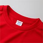 4.1オンス ドライアスレッチック ルーズフィット Tシャツ(5981-01)襟元