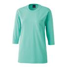 エアレット七分袖Tシャツ(AIR-070)女性着用イメージ(SS)