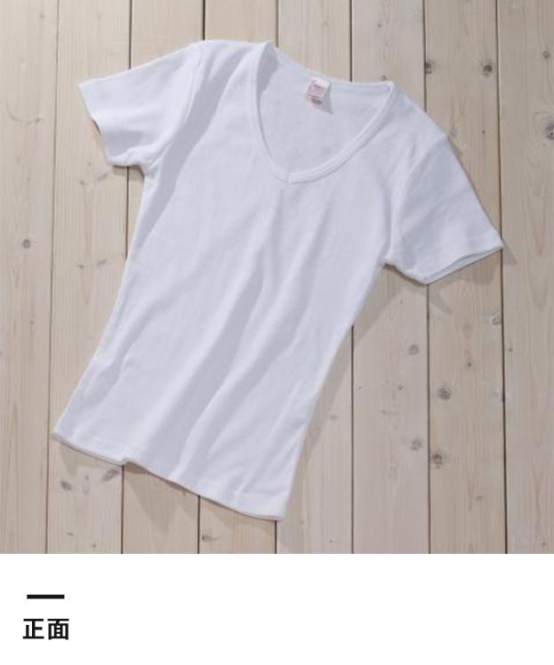 S/S VネックTシャツ(DM4315)正面