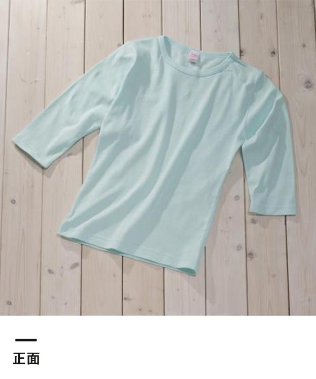 7分袖 Tシャツ(DM4540)正面