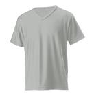 エクスライブVネックTシャツ(EKS-330)正面