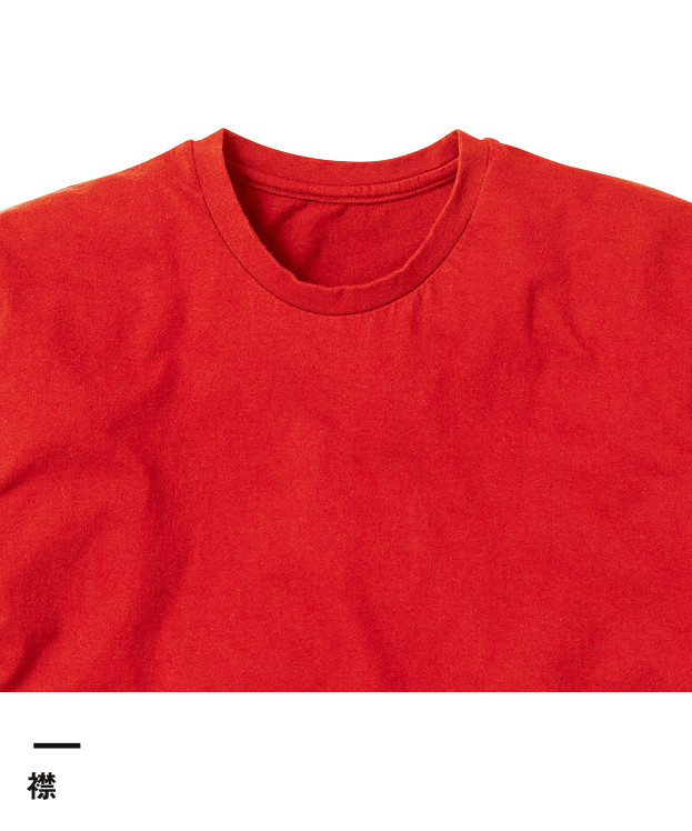 メイドインジャパンTシャツ(MIJ-901)襟