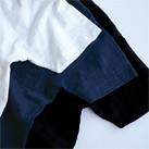 スラブTシャツ(MS1143)袖口