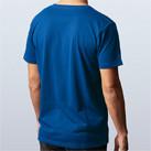ハイブリッドTシャツ(MS1147)背面(着用)