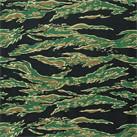 ハイブリッドTシャツ(MS1147)柄(タイガーストライプ)