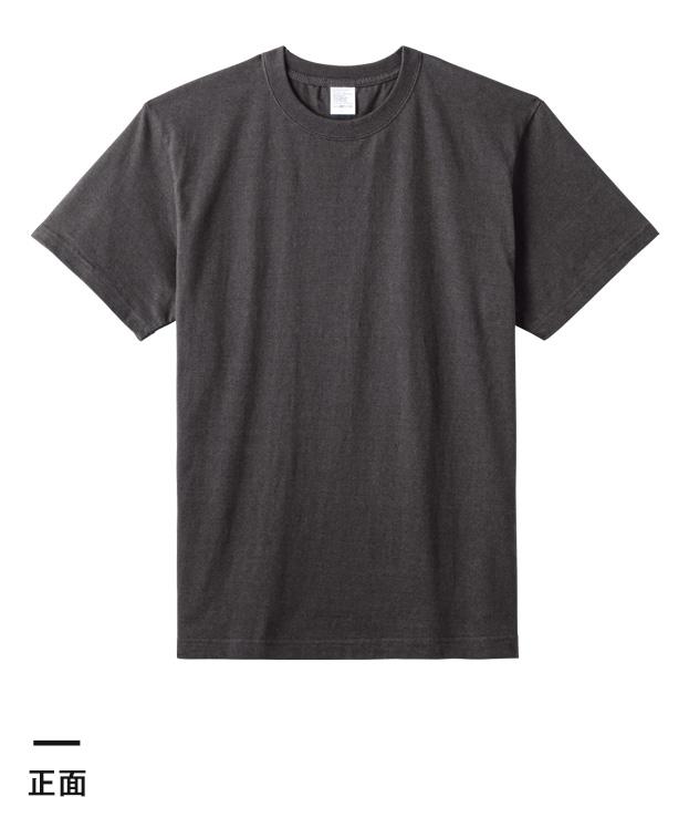 5.6オンスハイグレードコットンTシャツ ラージサイズ(MS1161O-MS1161WO)正面