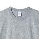 5.6オンスハイグレードコットンTシャツ ラージサイズ(MS1161O-MS1161WO)襟