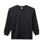 10.2オンス スーパーヘビーウェイトロングスリーブTシャツ(MS1608)正面