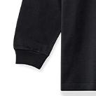10.2オンス スーパーヘビーウェイトロングスリーブTシャツ(MS1608)袖