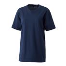 ニマルタン ポケット付Tシャツ(NEO-40P)女性着用イメージ(SS)
