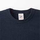 オープンエンドマックスウェイトバインダーネックTシャツ(OE1118)襟