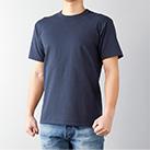 オープンエンドマックスウェイトバインダーネックTシャツ(OE1118)身長175cm Mサイズ着用