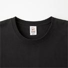 オープンエンドマックスウェイトメンズオーバーTシャツ(OE1401)襟は二本針縫製