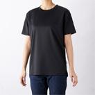 リサイクルポリエステルTシャツ(PBR-920)身長165cm Sサイズ着用
