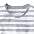ウィメンズボーダーTシャツ(SBT-126)襟