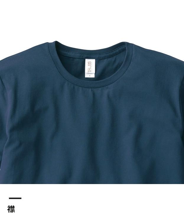 スリムフィットロングスリーブTシャツ(SFL-110)襟