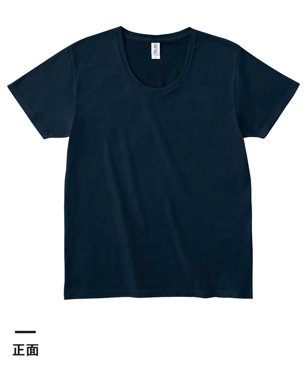 スリムフィットUネックTシャツ(SFU-114)正面