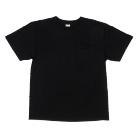 5.6オンス ヘビーウェイトTシャツ ポケ付き(T30CP)正面