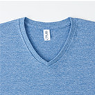 トライブレンドVネックTシャツ(TBV-129)襟