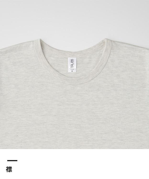 トライブレンドTシャツ(TCR-112)襟