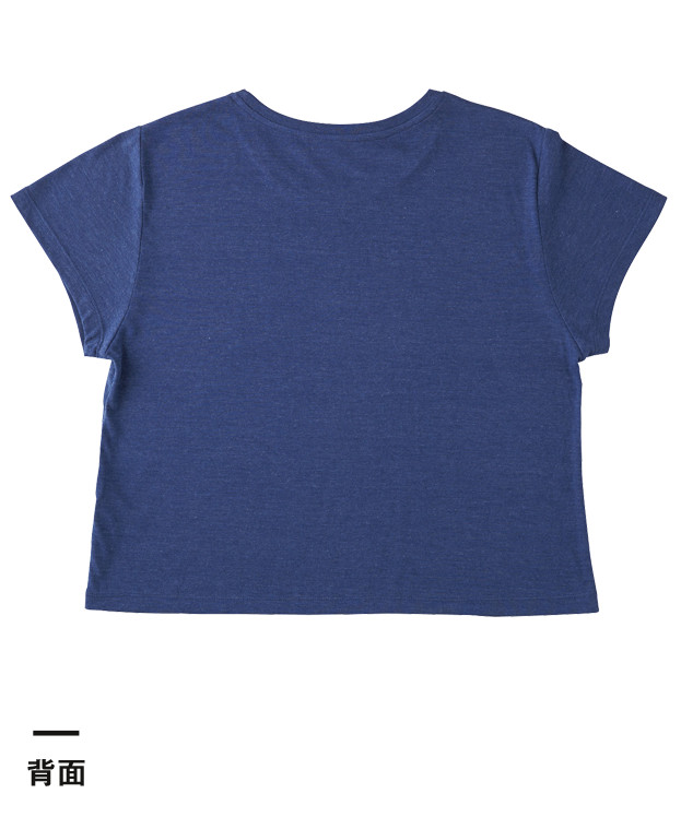 トライブレンドワイドTシャツ(TWD-134)背面