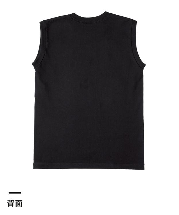 ウィメンズ ノースリーブTシャツ(WOS-808)背面