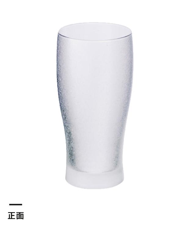 きらめきビアグラス(365ml)(064258)正面