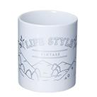 マグカップ・ストレートタイプ大(300ml)(069246-180347)印刷イメージ
