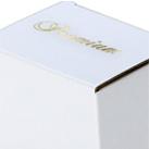 フルカラー転写対応陶器マグカップ(320ml)(白)(109546)箱への箔押し対応が可能です