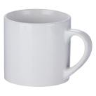 フルカラー転写対応陶器マグカップ(170ml)(白)(109645)正面