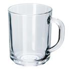 グラス製マグ(250ml)(クリア)(110542)正面