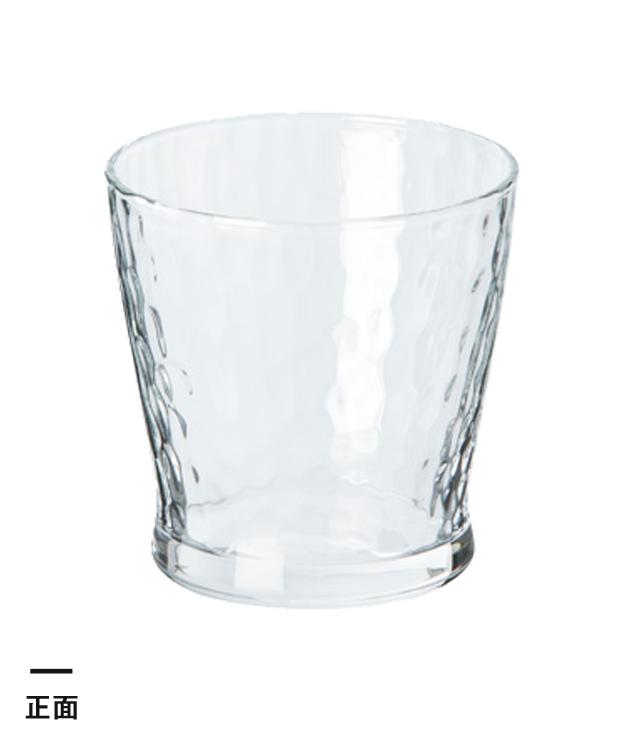 炭酸水グラス(フリーカップ)(275ml)(クリア)(121852)正面