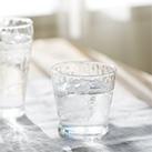 炭酸水グラス(フリーカップ)(275ml)(クリア)(121852)ジュースでもロックでも使える万能グラス