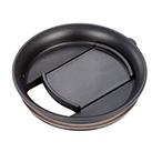 陶器調真空断熱マグカップ(330ml)(145254-154157)外して簡単に洗える衛生的なパーツ