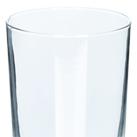 ライトグラス(360ml)(クリア)(190643)口当たりの良い1.3mmの口部内厚