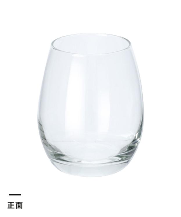 ラウンドグラス(260ml)(226946)正面
